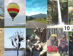 Tours and transfers in Mpumalanga Nelspruit